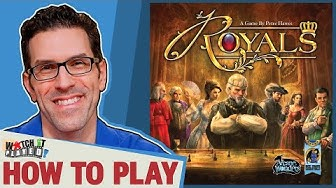 Royals - How To Play
