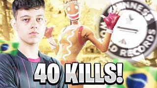 40 KILLS, BATI O RECORDE BRASILEIRO DO BLACKOUTZ! l W7M Nicks