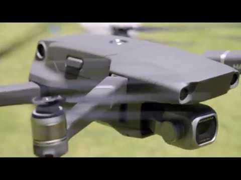 DJI Mavic 2 Pro first look & flight footage