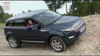 Range Rover Evoque review PART 2 - Auto Express