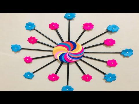 Paper Wall Hanging Decor || Easy DIY Craft Ideas