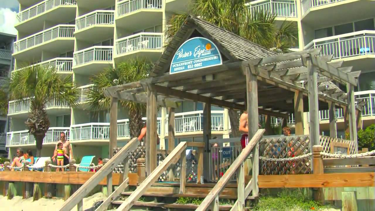 Water\'s Edge Resort - Garden City, SC - YouTube