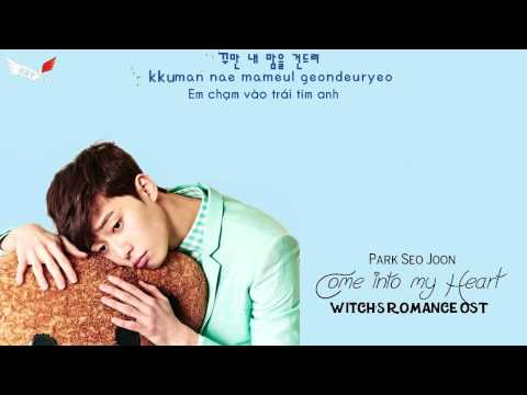 [Vietsub + Kara] Park Seo Joon - Come Into My Heart by KSTM