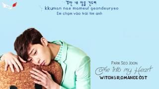 [Vietsub + Kara] Park Seo Joon - Come Into My Heart by KSTM Mp3