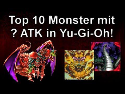 Yu-Gi-Oh! | Top 10 Monster mit ? Angriffpunkten!
