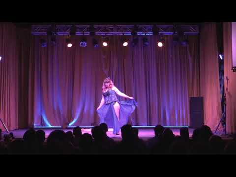 The Cleveland Burlesque Academy Debut of Karma Apple