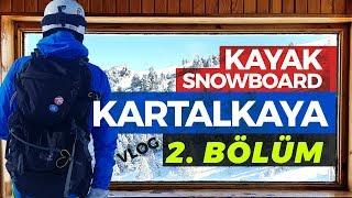 Kartalkaya Vlog -  2. Bölüm!  I SPXTV