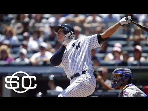 Aaron Judge Could Have Best Rookie Season Ever | SportsCenter | ESPN