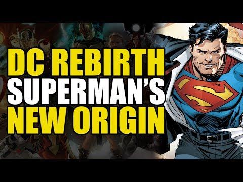 DC Rebirth's New Origin of Superman (Action Comics Rebirth: Superman Reborn Aftermath)