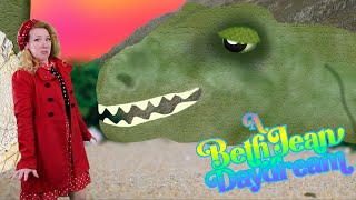 A Dinosaur Time Traveling Adventure! I Story for Kids I A Beth Jean Daydream I  As Seen On WTUI/PBS