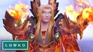 World of Warcraft: Legion - My Artifact Weapon In Legion! (Let's Play WoW)