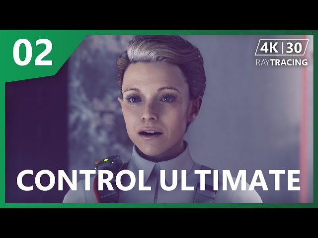 Control Ultimate Edition - Gameplay Xbox Series X (Modo Gráfico) - Raytracing/30fps - PARTE 2