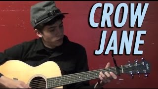 crow jane skip james cover by rusty cage