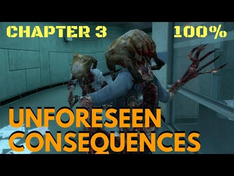 Black Mesa (100%) Walkthrough (Chapter 3: Unforeseen Consequences)