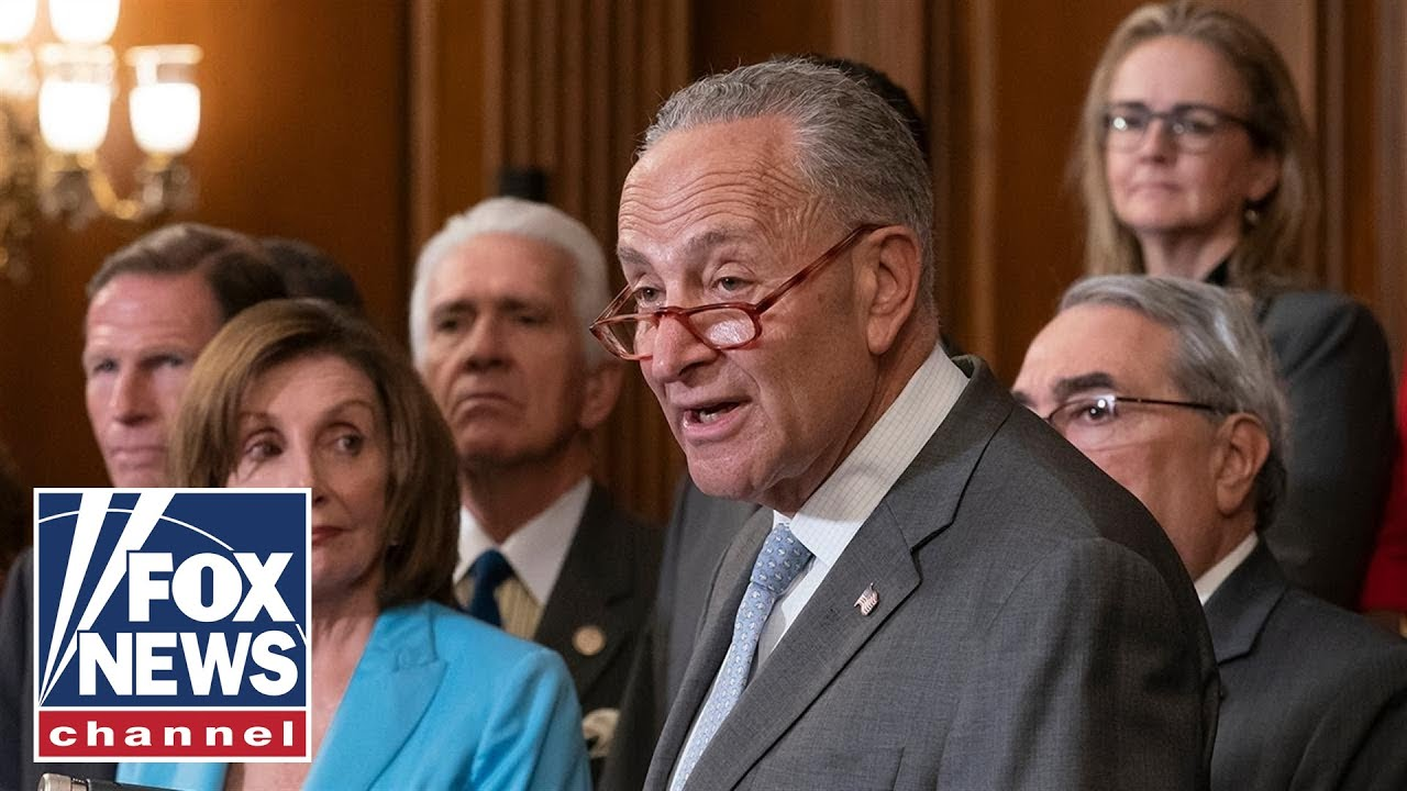 FOX News Schumer calls for top Border Patrol officials to be fired