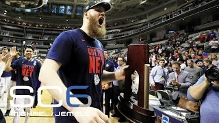 How Much Pressure Is On Gonzaga?   SC6   March 31, 2017