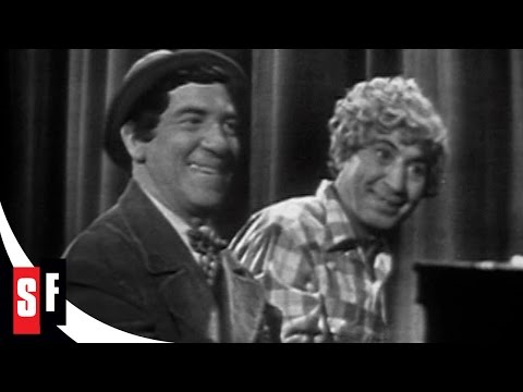 The Marx Brothers TV Collection (5/5) The Duet