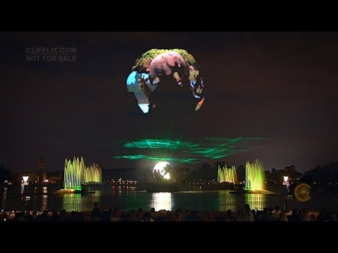 CLIFFLIX - A Tribute to IllumiNations: Reflections of Earth - GLOBE VIEW