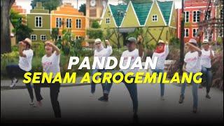 Panduan Senam Agro Gemilang versi Still (Diam) - Anjing Kacili - Choreo by Hamam (Karantina Priok)