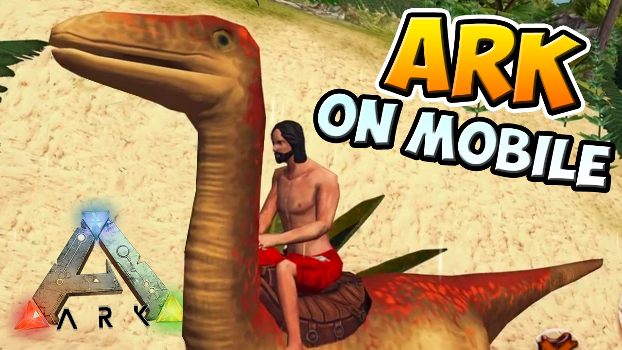 Ark on mobile the ark of craft dinosaurs doovi for The ark of craft