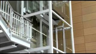 Лифты преобразователи частоты Данфосс LD302 .wmv(В данном видео представлено применение преобразователя частоты