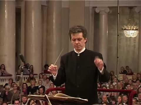 Alexander Polishchuk conducting  Beethoven Symphony No.5 4 mov.