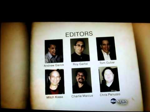 World News holiday credits, Dec. 31, 2010