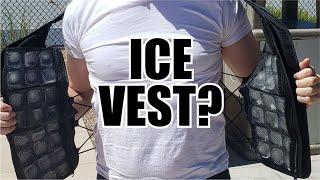 Testing 3 Cooling Items: Ice Vest, Neck Fan, & Cooling Spray
