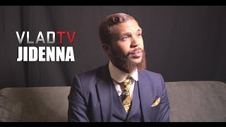 Jidenna Recalls Bringing Guns to Dad