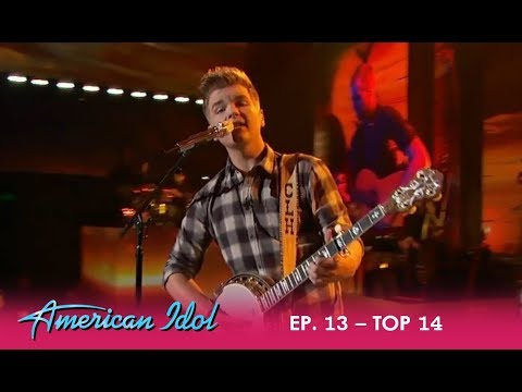Caleb Lee Hutchinson: This Young RISING Country Star IS ON FIRE! | American Idol 2018