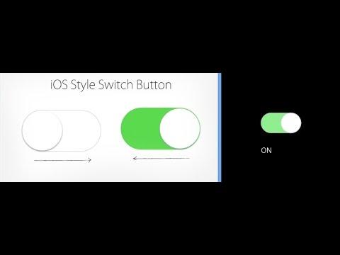 JavaFX UI: iOS Style Toggle Switch