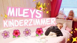 ROOMTOUR - Miley zeigt ihr Kinderzimmer