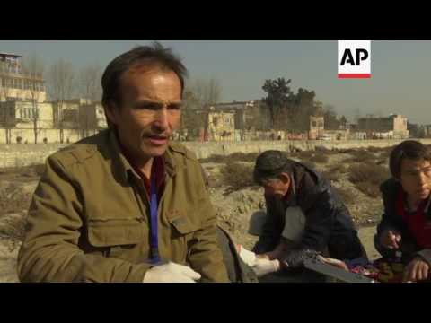 Heroin addiction spirals in Afghanistan