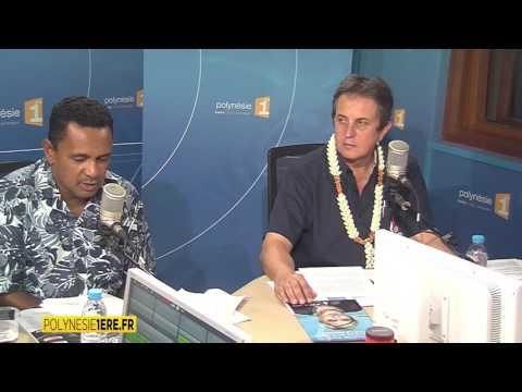 """5ème débat radio Polynésie 1ère """"Présidentielle 2017"""" en français - 03/04/2017"""
