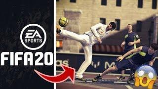 FIFA STREET + BATTLE PASS IN FIFA 20 ???? | FIFA 20 TRAILER INFOS