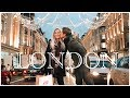 Our First Day in LONDON // The Travel Diaries
