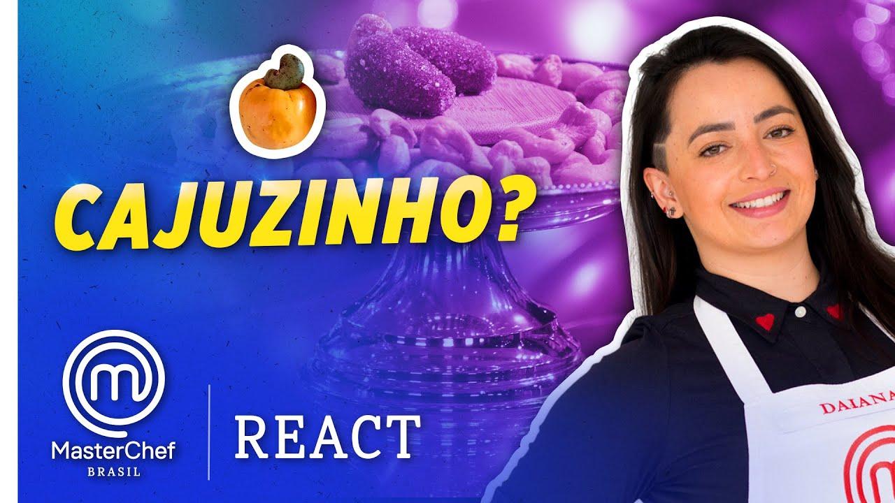MASTERCHEF BRASIL REACT: ELEFANTE DENTRO DO FUSQUINHA? 🐘