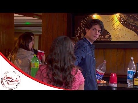 Mateo le pone una trampa a Jerónimo   A donde va Vicente...   Como dice el dicho