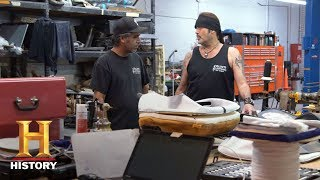 Counting Cars: Bonus: To Grommet or Not To Grommet? | History