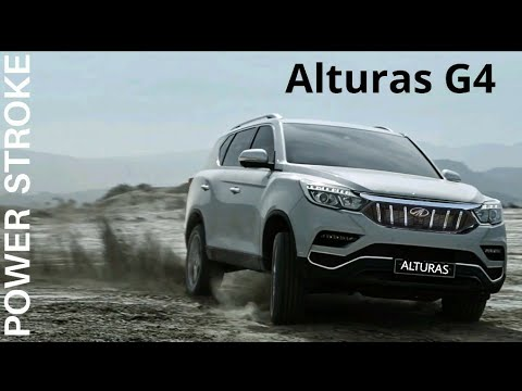 Mahindra Alturas G4 The Best Suv Exterior Interior Features