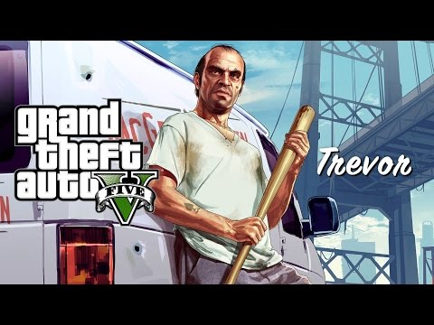 GTA 5: The Man Behind Trevor Phillips - Steven Ogg