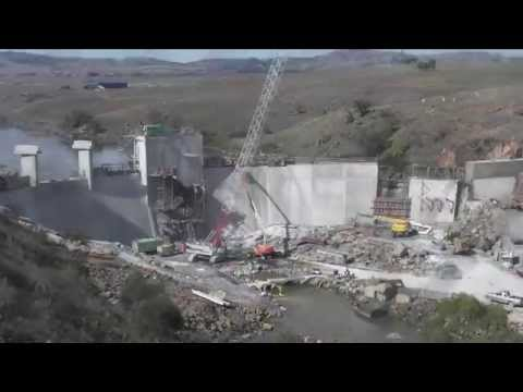 Geotechnical Engineering - Yass Dam Upgrade