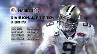 Madden NFL 11 - iPhone | PS2 | PS3 | PSP | Wii | Xbox 360 - AFC North video game preview trailer HD