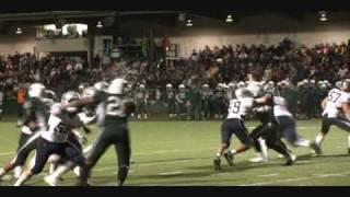Glacier Peak HS football defeats Peninsula 11 7 09