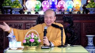 Tâm dược cứu bệnh [rất hay]    Thầy Thích Trí Huệ 2017