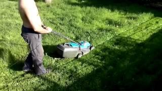 Электрическая газонокосилка Gardena power max 32e(, 2014-05-20T08:46:23.000Z)