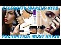 Celebrity Makeup Beauty Products for Foundations & Concealer PT 1 #MONDAYMAKEUPCHAT - mathias4makeup