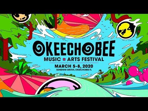 Okeechobee Music Festival 2020 Lineup.Okeechobee Music Arts Festival Returns