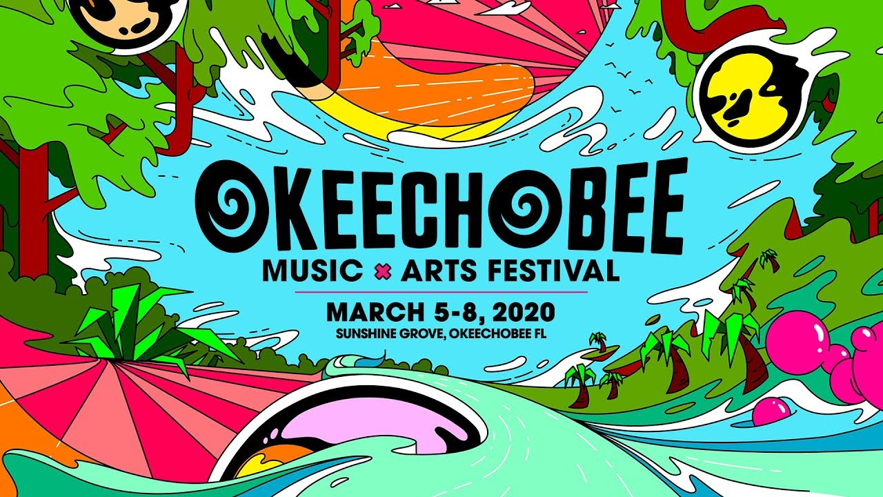 Sunshine Music Festival 2020.Okeechobee Music Arts Festival Returns
