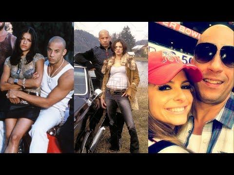 10 Girls Vin Diesel Has Dated